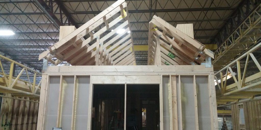 modular roofs