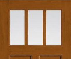 Classic Craft Fir Doors